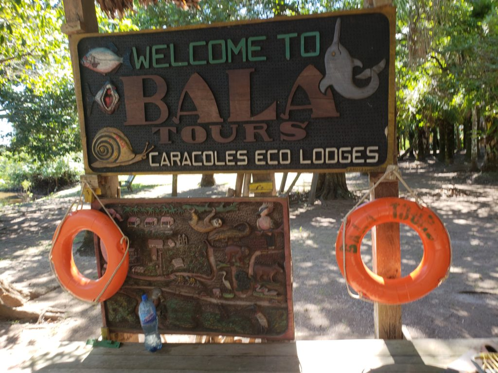Bala Tours Caracoles Eco Lodges in the Amazon Jungle in Bolivia