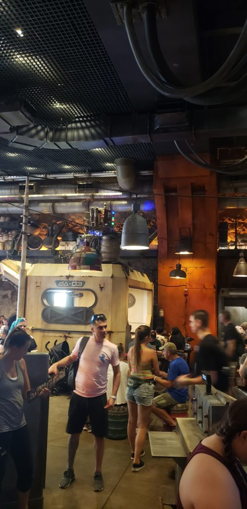 DISNEYWORLD GALAXY'S EDGE – What not to miss in the land of Star Wars 17 20191105 122127