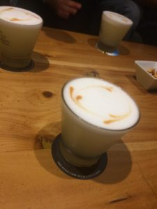 Pisco Sour, the national cocktail of Peru