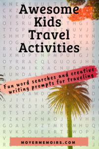 Wanderlust during Coronavirus: 20 Travel activities without traveling 1 Word Search 2