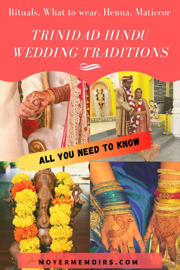 Trinidad Hindu Wedding Traditions