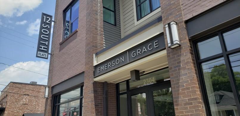 Emerson Grace shop on 12 South Nashville