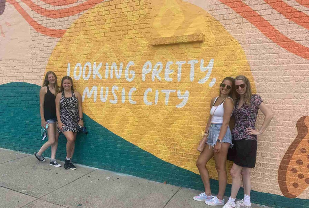 Looking Pretty in Music City