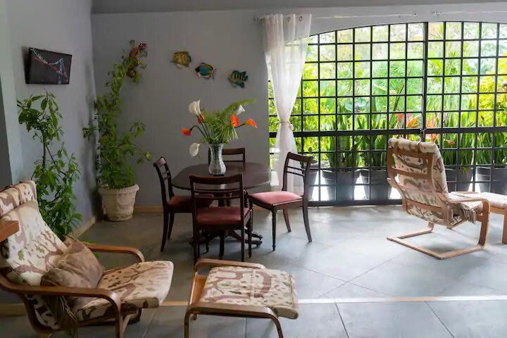 inside view of apartment in trinidad and tobago