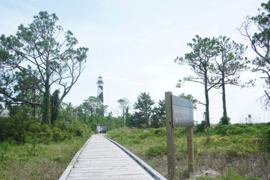 Outer Banks US vacation destination for Empty Nesters