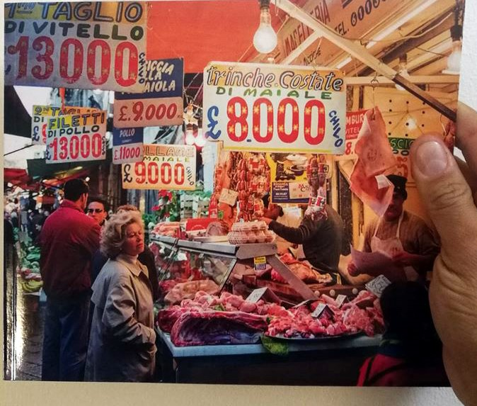 Palermo Street Market book cover