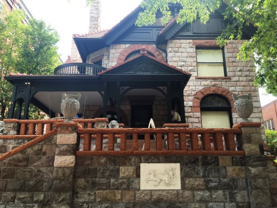 Molly Brown Museum front view