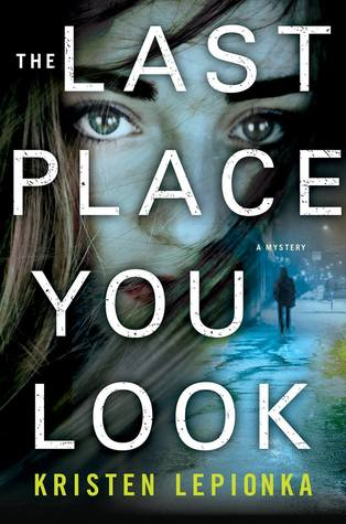 The Last Place You Look Book Cover - set in Ohio