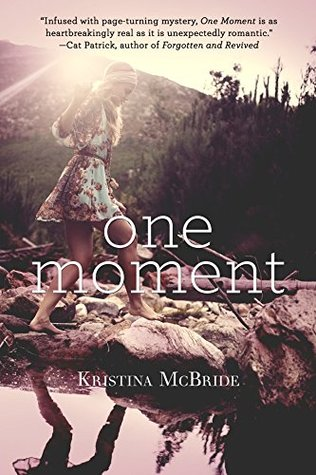 One Moment - Book takes place in ohio